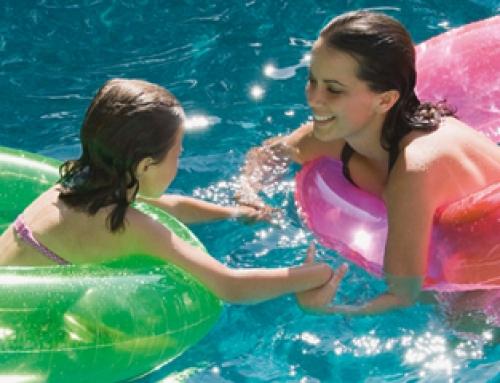 Otitis del nadador u otitis de las piscinas