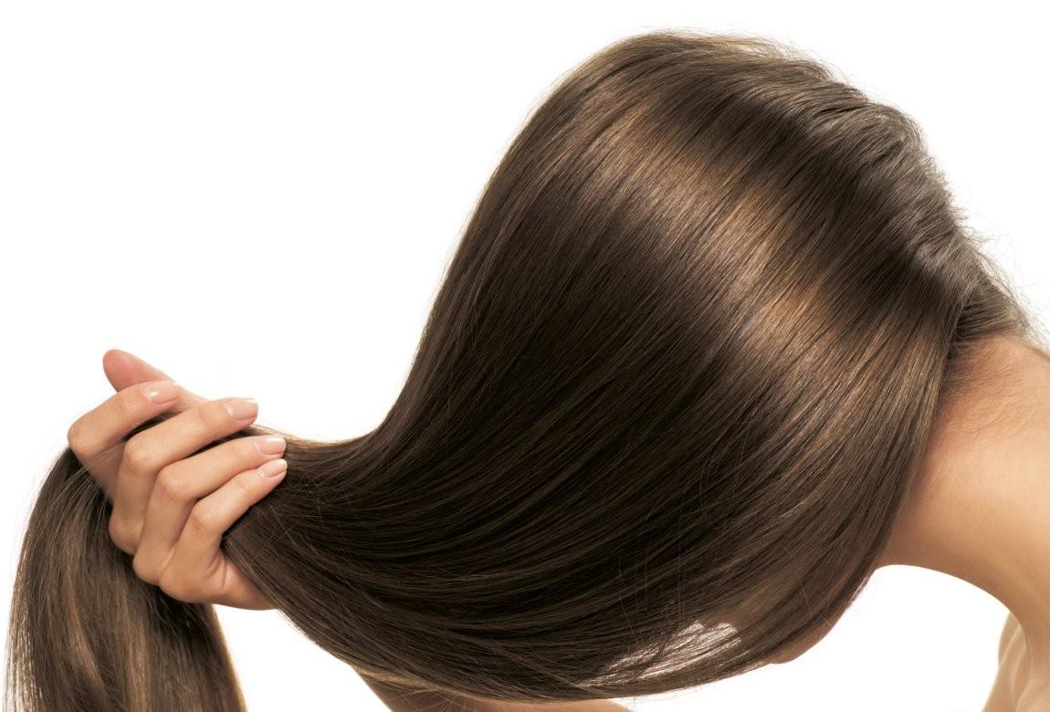 Caida del cabello normal