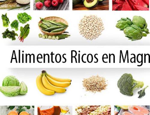 Los beneficios del Magnesio